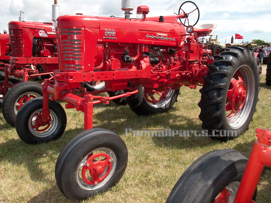 Farmall 300 Parts : Farmall parts international harvester tractor