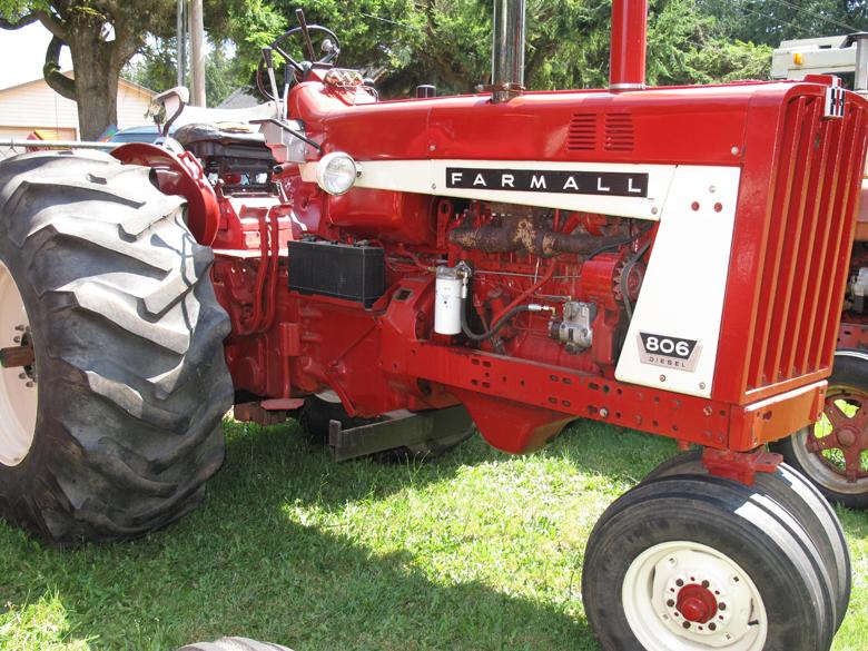 Farmall 460 Parts : Farmall tractor wiring diagram