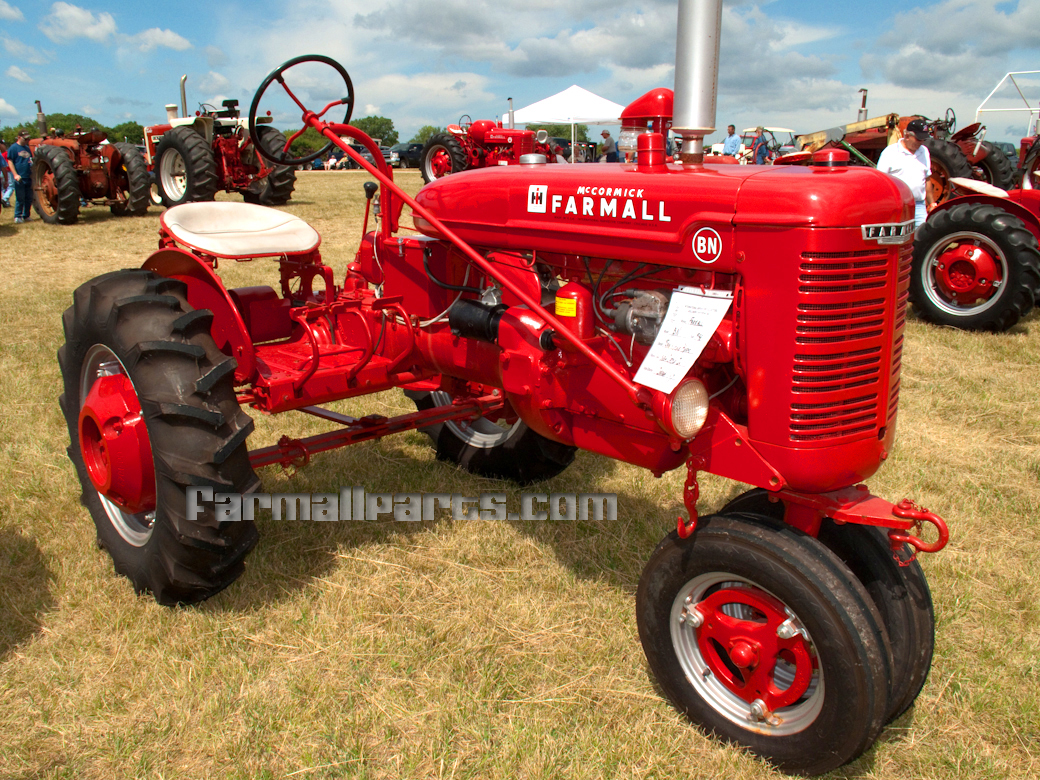 Farmall BN Tractors for Sale http://farmallparts.com/gallery/gallery_image.php?image=Farmall+BN.jpg