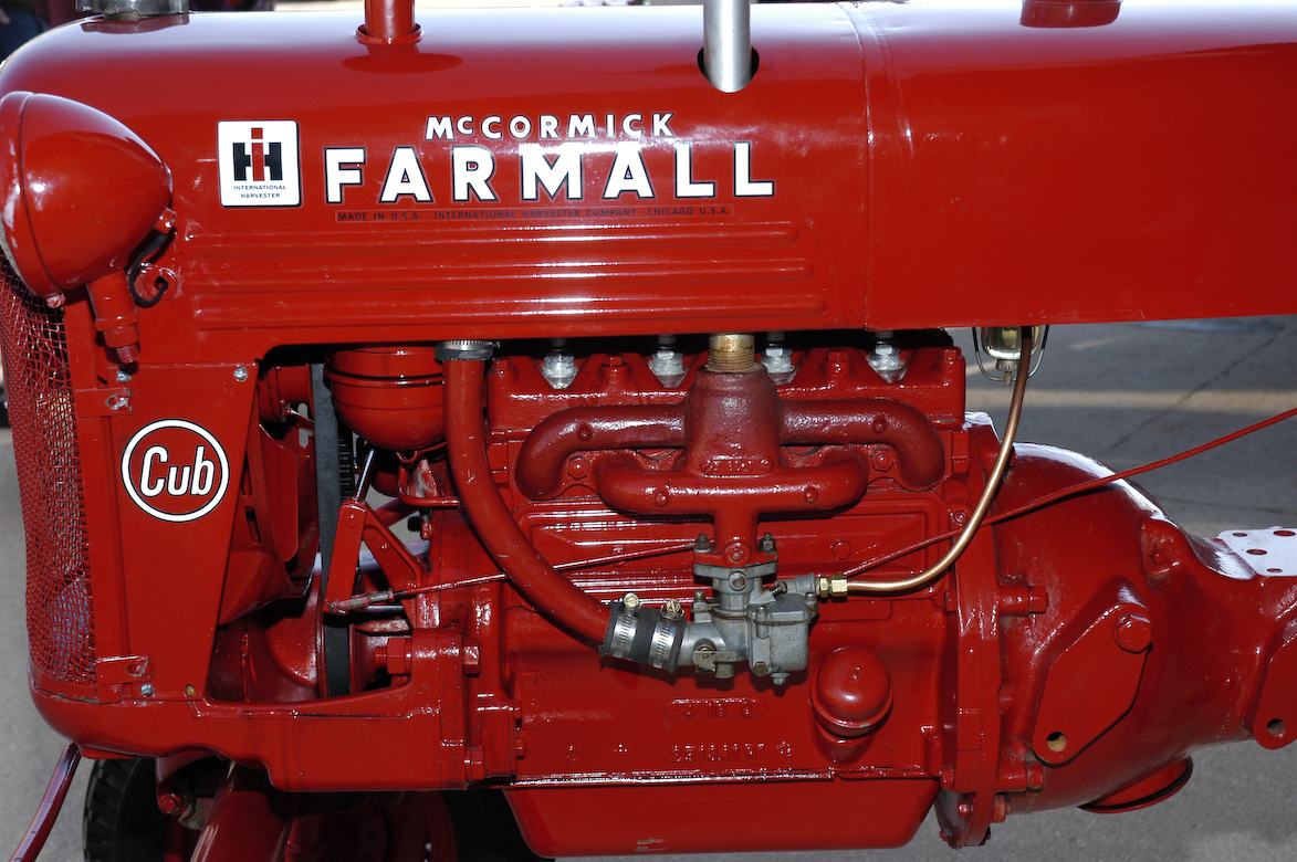 Farmall M Fuel Line : Electrical wiring diagram ih get free
