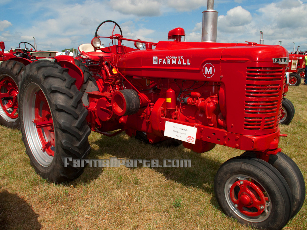 Farmall Tractor Parts : International farmall tractors parts manuals for ih