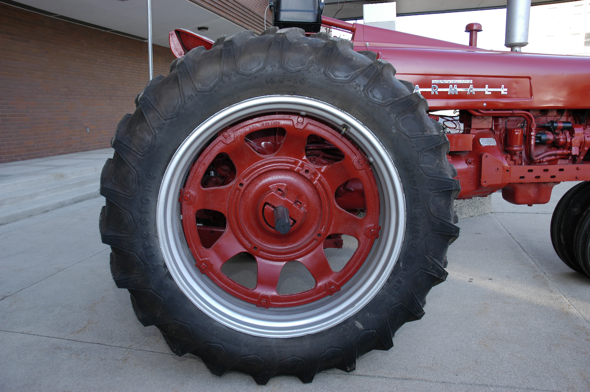 Farmall Rear Rims : Farmall parts international harvester tractor