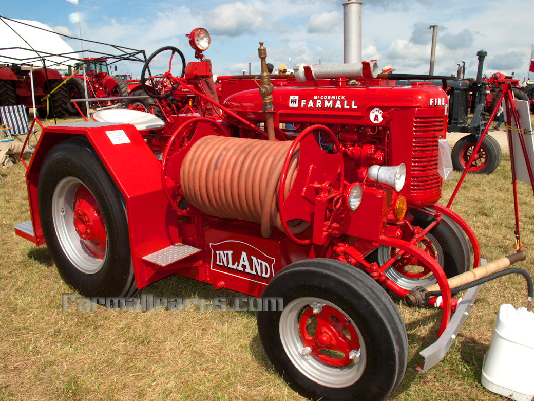 Farmall Parts - International Harvester Farmall Tractor Parts