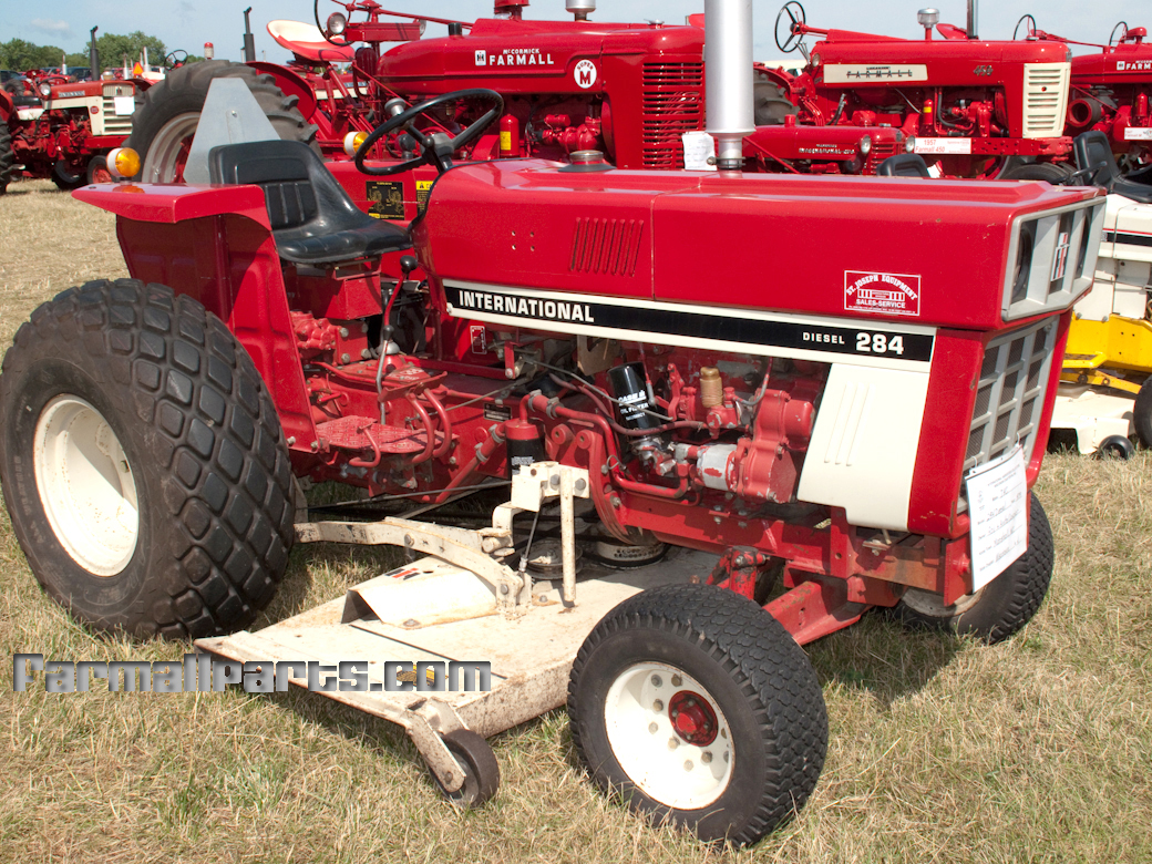 International 284 Tractor Parts : Ih tractor bing images