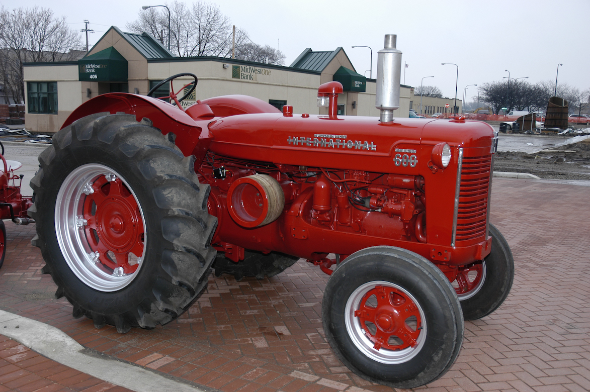 International Harvester Parts : Tractor parts used autos post