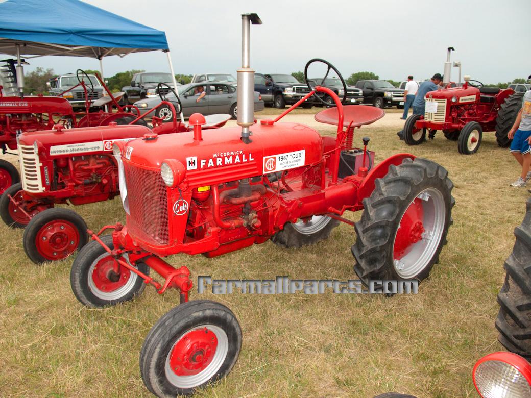 mccormick farmall cub tractor parts