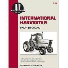 Shop Manual International 5088,5288,+   30192303