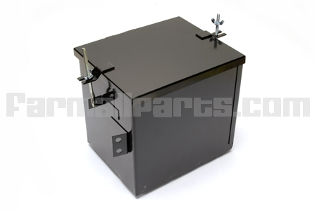 Battery Box for Farmall Cub that uses a 6 volt battery