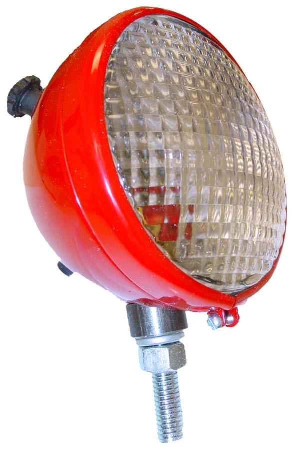 International Tractor Fender Lights : Volt rear combo light assembly farmall parts