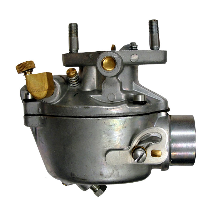 International Harvester Carburetor Marvel Schebler type Carburetor for C113 gas engines. Includes carb mounting gasket and mounting studs are 2 3/8