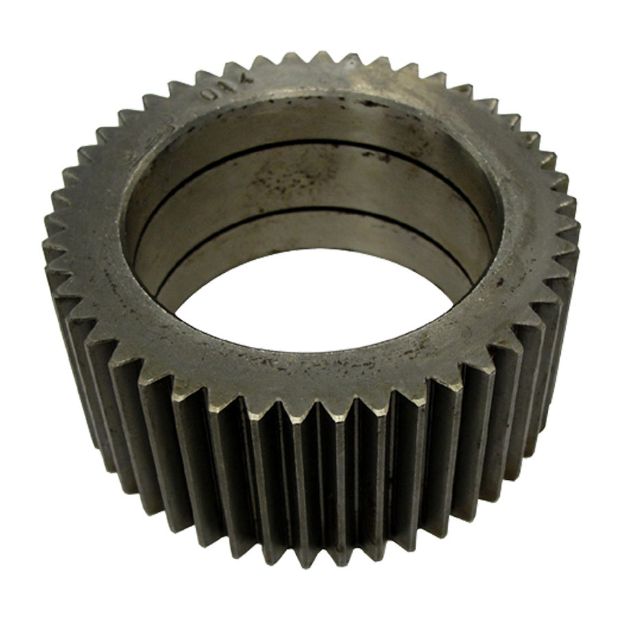 Tractor Gears Turning : International harvester planetary pinion gear front axle