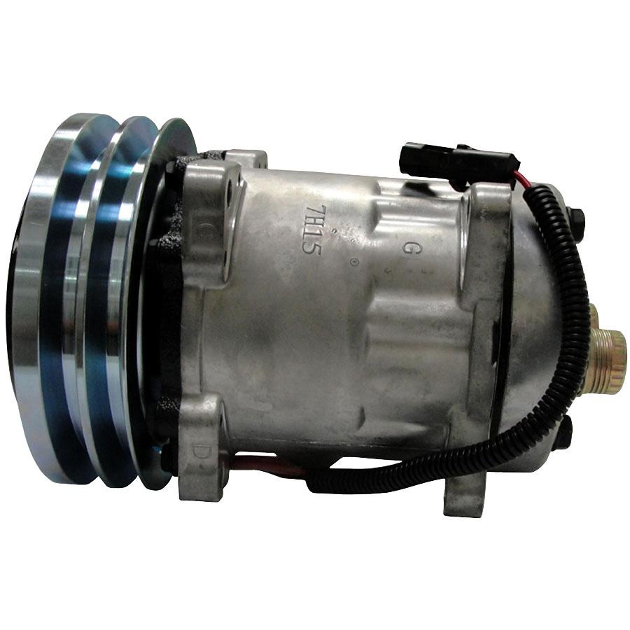 International Harvester AC Compressor Diameter: 6