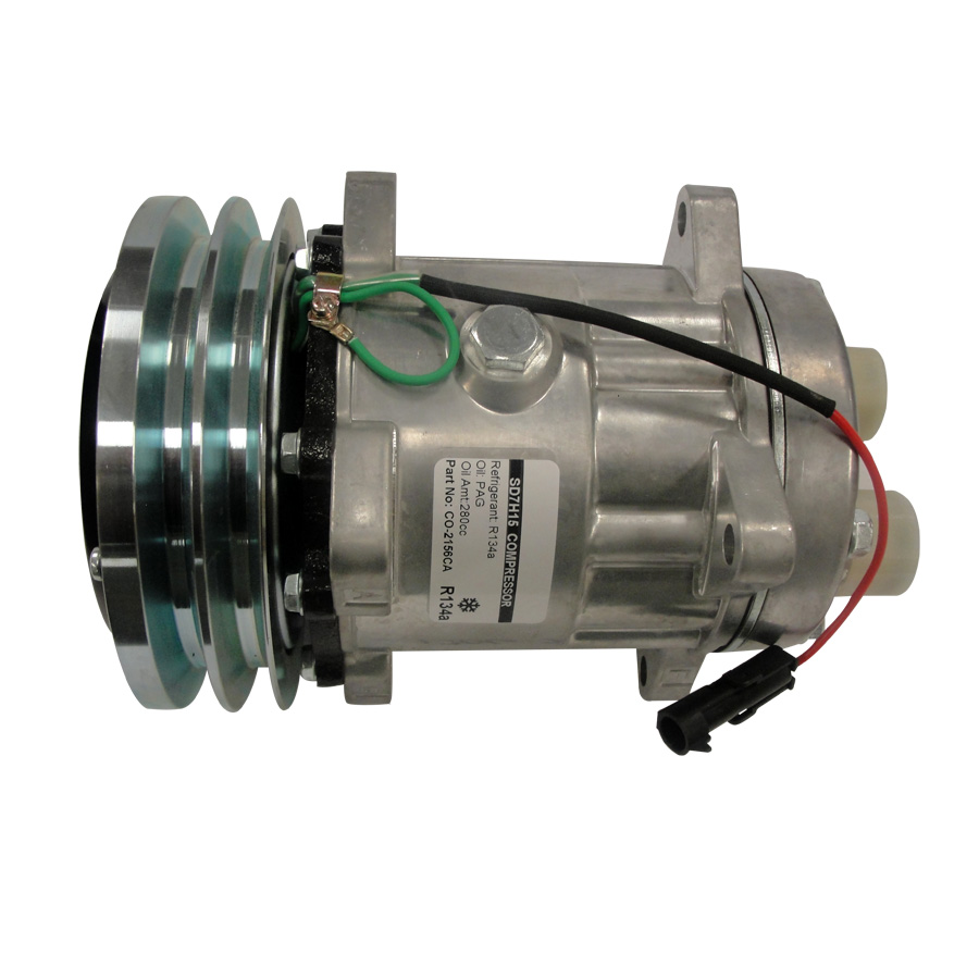 International Harvester Compressor Diameter: 6