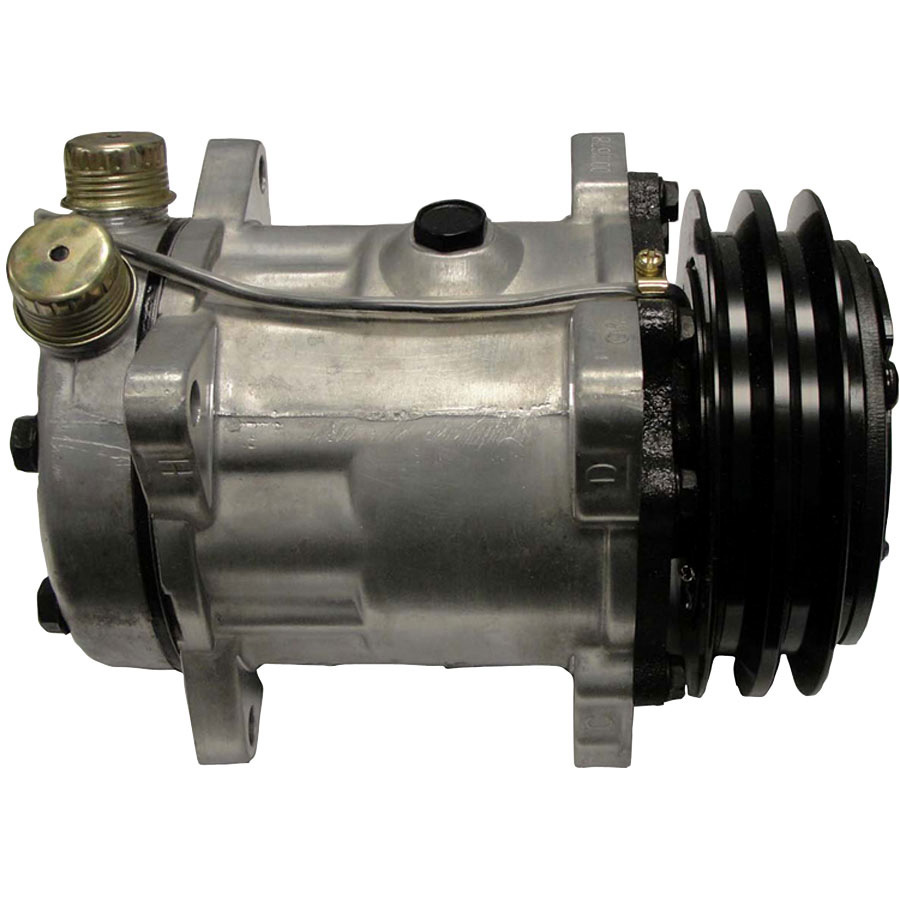 International Harvester AC Compressor Diameter: 5 1/4