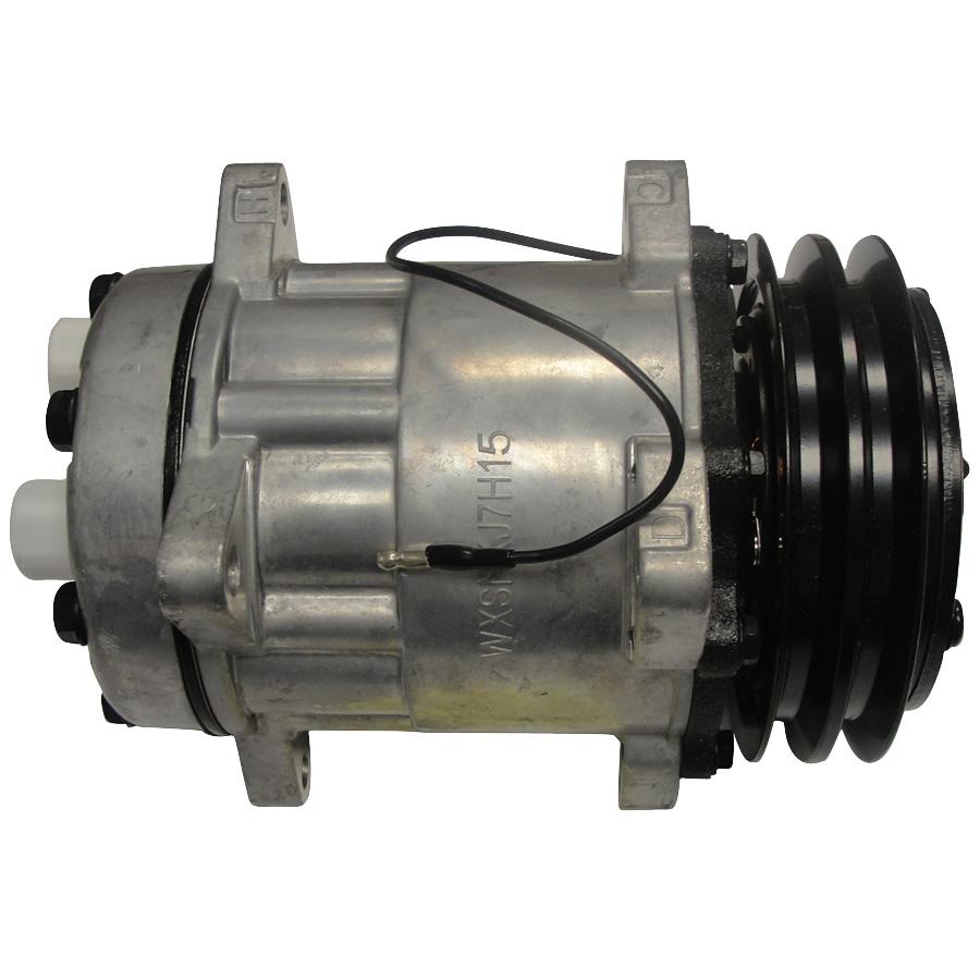 International Harvester AC Compressor Diameter: 5 1/2