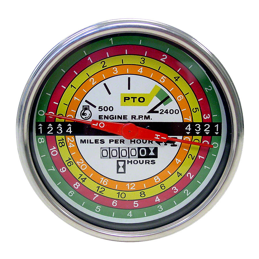 International Harvester Speedometer/Tachometer Gauge
