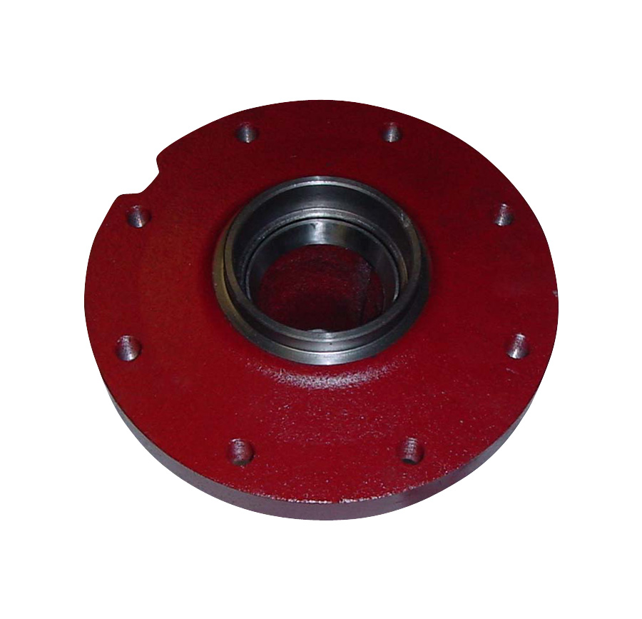 International Harvester Hub Fits all International tractors and Farmall tractors w/adjustable wide front axle having 50 to 74 inch tread.