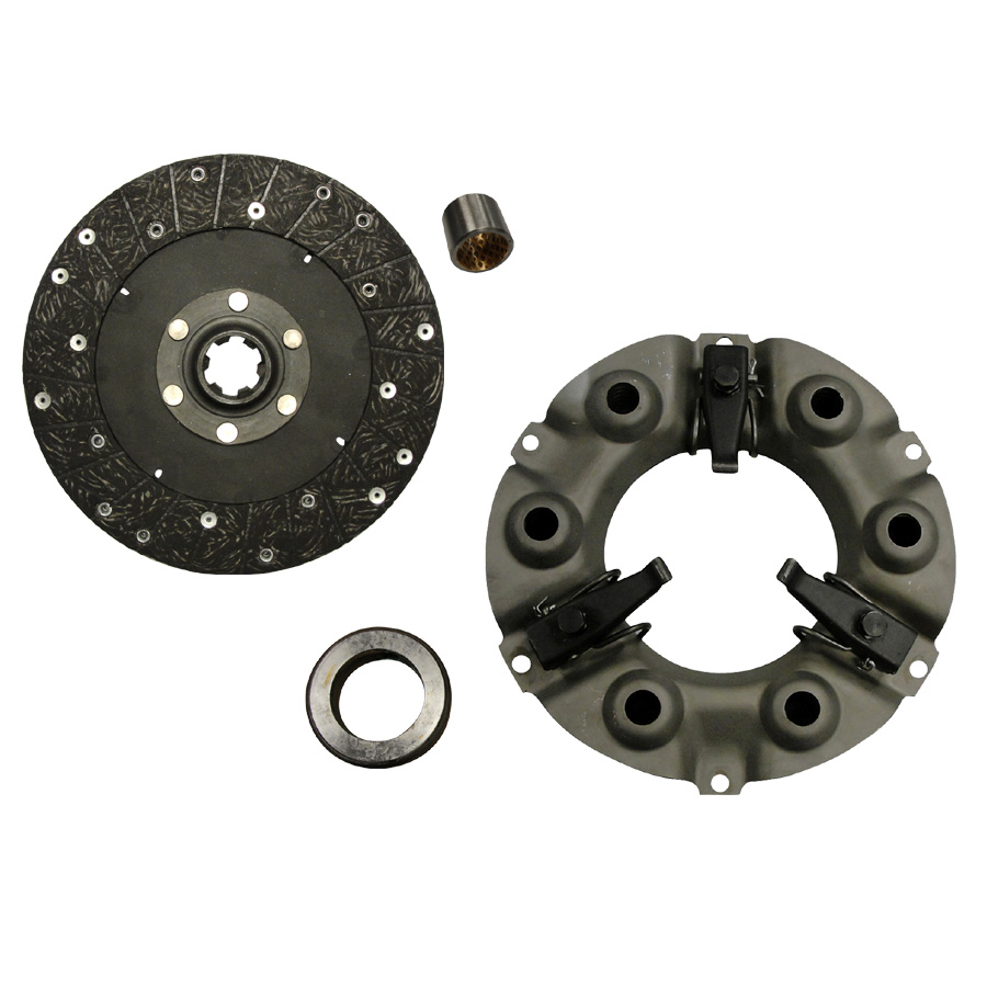 Clutch Pilot Bushing By Size : International harvester clutch kit contains