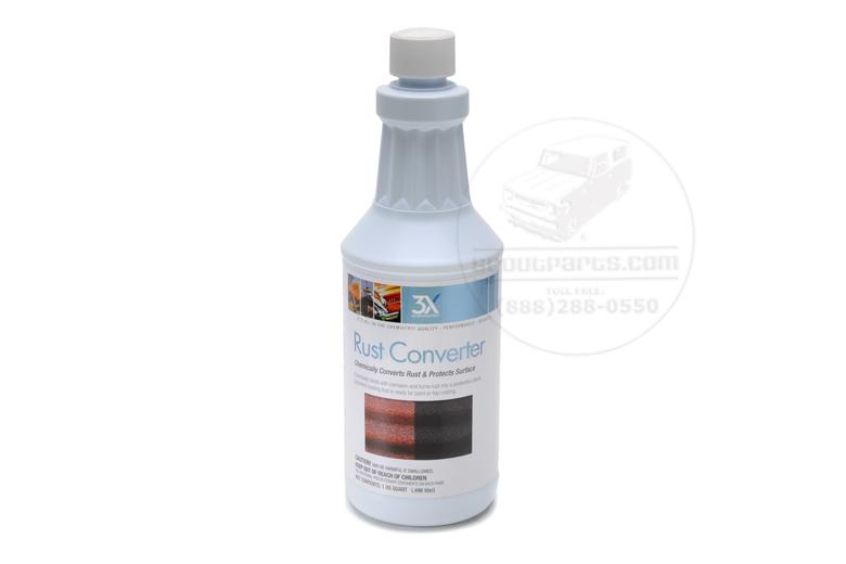 Rust Converter - Quart