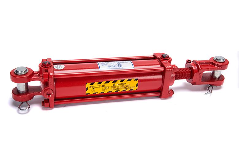 Hydraulic Cyliinder for 3 point hitch adaptors.