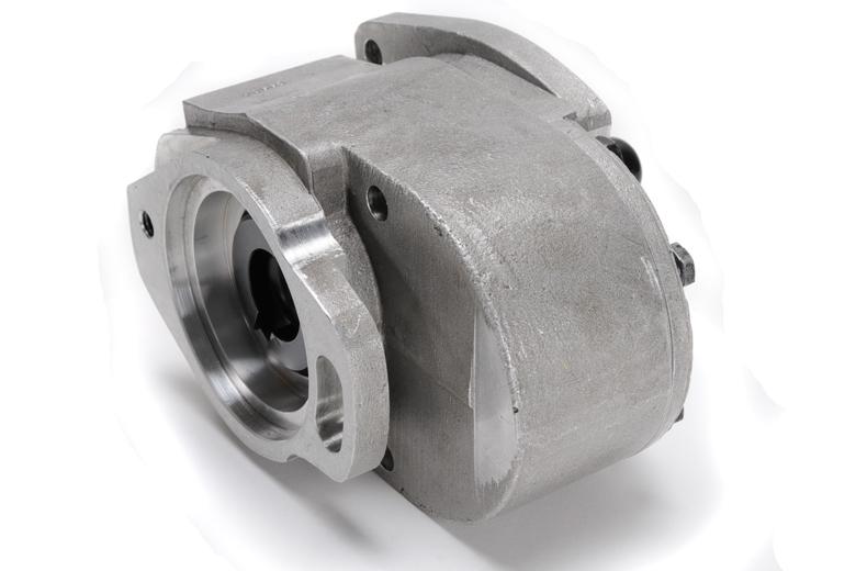 Farmall Hydraulic Pump : Hydraulic pump ih super h gauges farmall