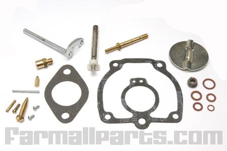 Super complete kit   Carb Rebuild kit for Farmall M,MV with carb #50983DB