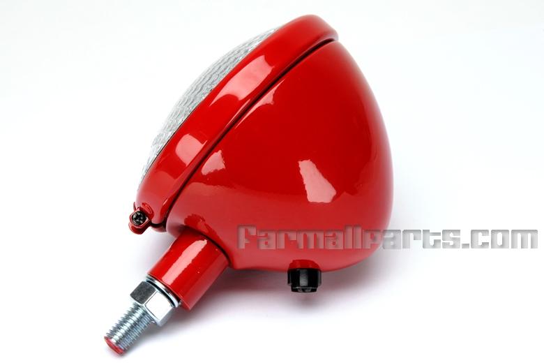 6 Volt Tractor Headlight Bulb : Headlamp v headlight farmall cub a c h m supers