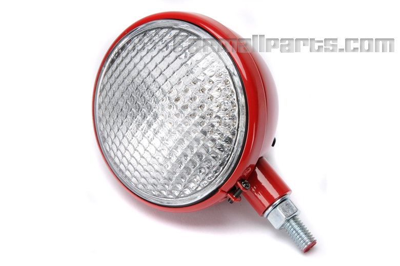 International Tractor Fender Lights : Headlamp v headlight farmall cub a c h m supers