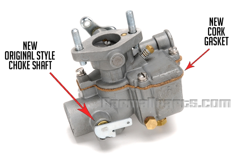 Remanufactured Carburetor fits International Cub & Cub Lo-Boy