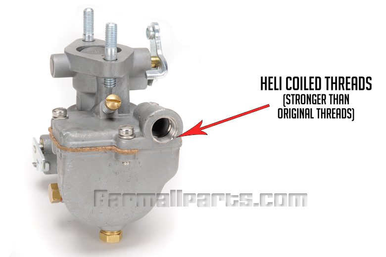 Remanufactured Carburetor fits International Cub & Cub Lo-Boy