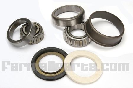 Front Wheel Bearing Kit -  HV, Super H, M MD, Super M Wide Front Only, W4, 300, 330U, 350.