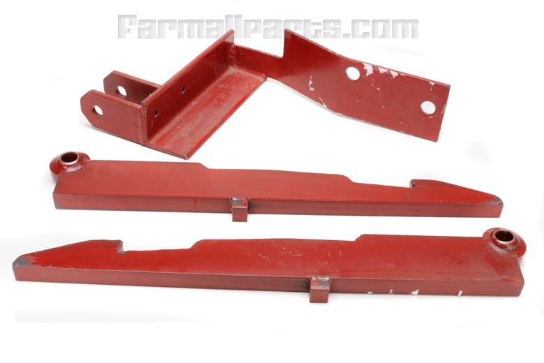 Tractor 3 Point Hitch Conversions : Farmall point to conversion kit super