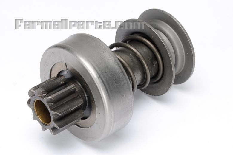 Farmall 460 Parts : Farmall starter drive  engine