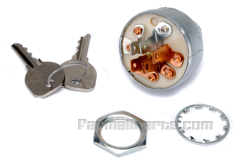 Ignition Switch - With Key For 464  574