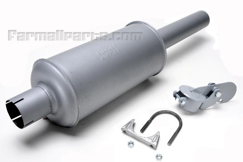 Muffler Kit - Farmall H, M, Super H
