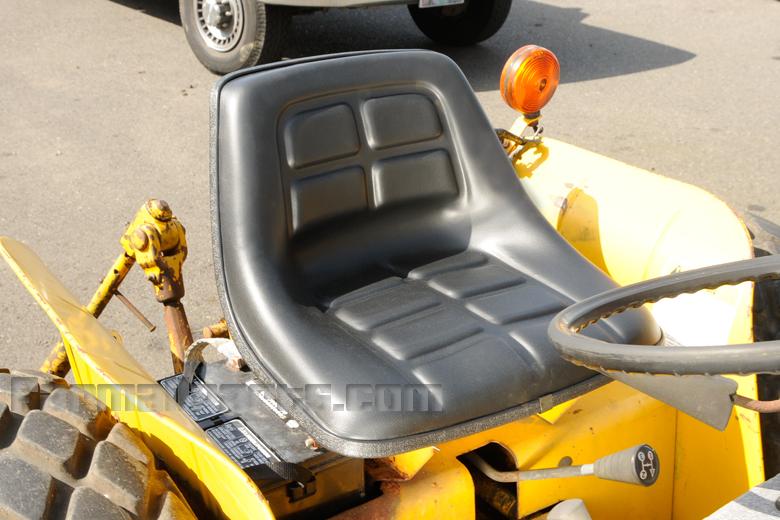 Seat - Cub Lo-Boy 154, 184, 185
