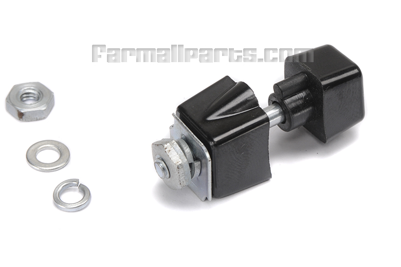 Delco Terminal Insulator - Square with Key-Way to Match Distributor Housing