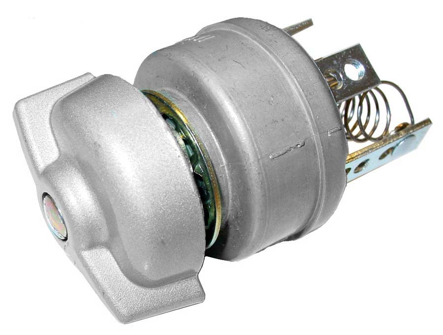 4 Position  12 Volt Rotary Light Switch