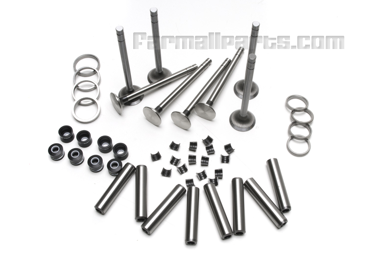 valve train kit - farmall a  b  c  super a - engine related parts