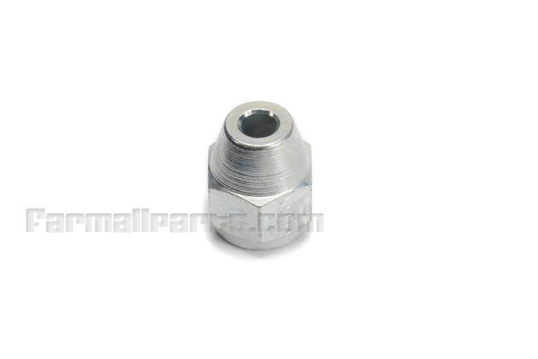 Fuel injection line nut  engine related parts