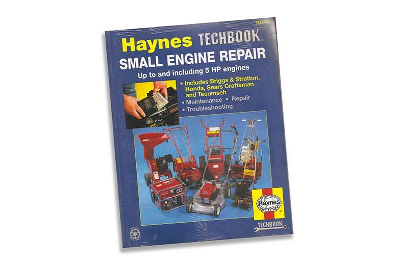 Haynes Small Engine Repair Techbook
