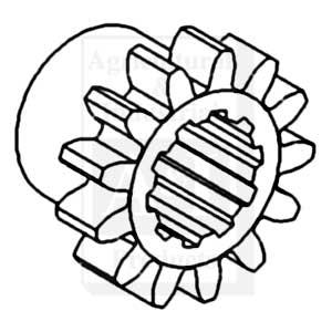 1st & Reverse Sliding Gear - Farmall CUB, CUB LO-BOY
