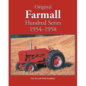 Original Farmall Hundred Series 1954-1958