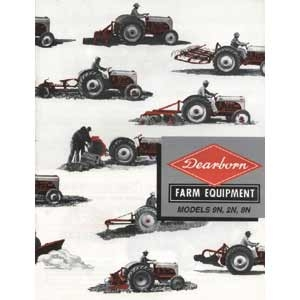 DEARBORN FARM EQUIPMENT BOOK            32729303