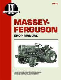 Shop Manual MF 1010, 1020               32621303