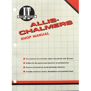 Shop Manual Deutz-Allis 6240,6250,6260,+31054303
