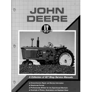 Shop Service Manual John Deere          30804303