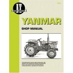 Shop Manual Yanmar YM135,YM135D,YM155