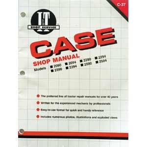 Shop Manual Case & David Brown 2090