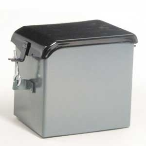Battery Box  Lid (ONLY THE LID)for H, HV, Super H, W-6